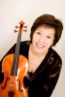 Victoria Chiang, viola master. From her website. 2012 by Rachel Boer Photography.