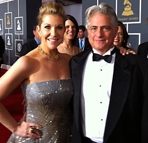 Richard Savino, looking like a million bucks with Joyce DiDonato. Obviously this was the best picture of him on the Internet.